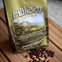 Haraaz Yemen coffee whole beans