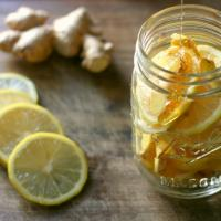 honey lemon ginger remedy 3