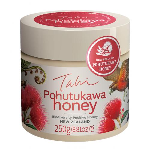 Pohutukawa honey Tahi New Zealand
