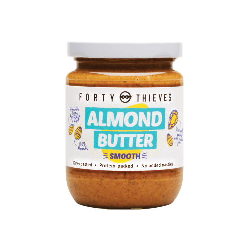 2020 Almond Butter Smooth Small
