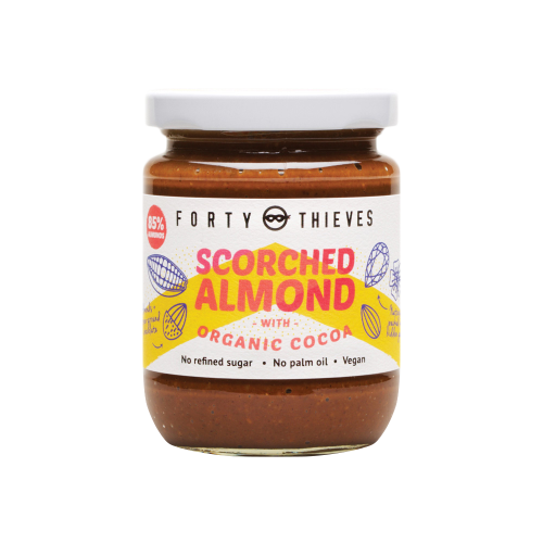 2020 Almond Chocolate Nut Butter