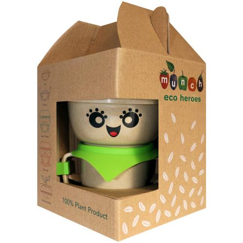Eco Heroes in box