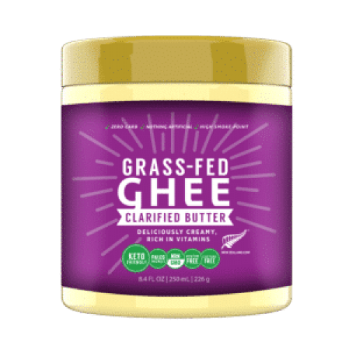 Grass Fed Ghee New Zealand Clarified Butter