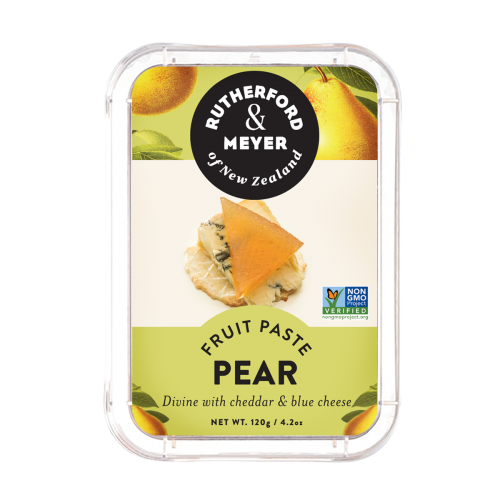 RM Pear Fruit Paste Front