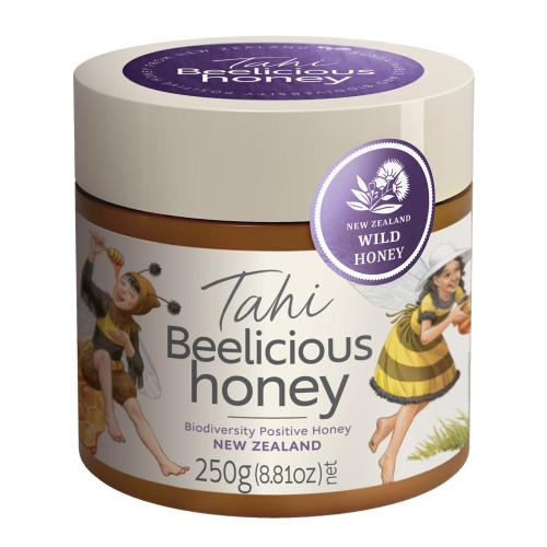Wild honey pesticide free