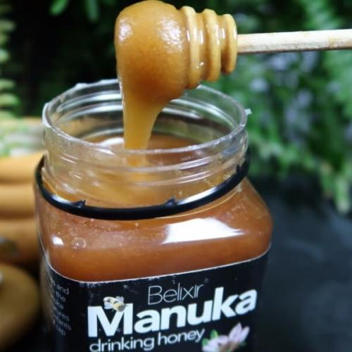 belixir drinking manuka honey