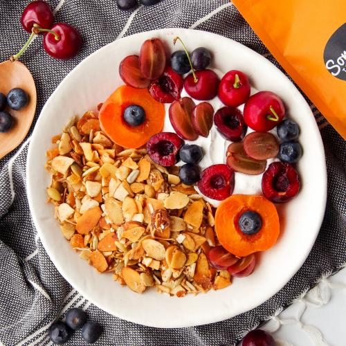 breakfast idea almond coconut orange gluten free bowl something to crowabout 002