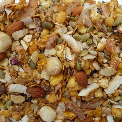 breakfast macadamia honey nut something to crow about cu 002