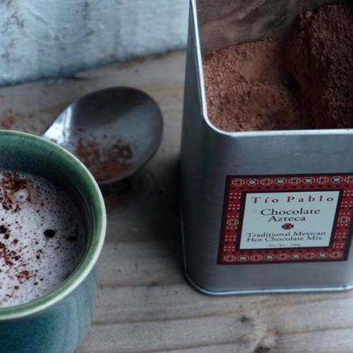 hot chocolate chilli cinnamon black pepper and nutmeg 2
