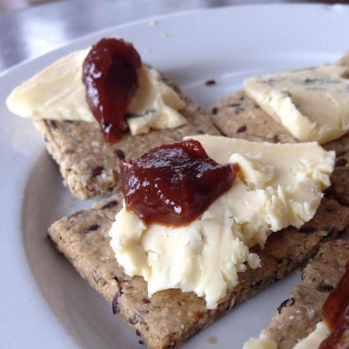 how to use tamarind chutney with cheese extra hot