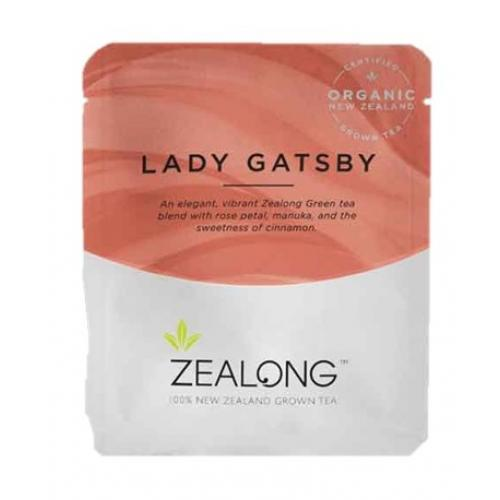 lady gatsby red rose manuka tea