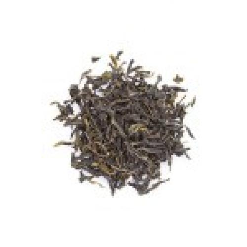 organic green tea loose leaf dry