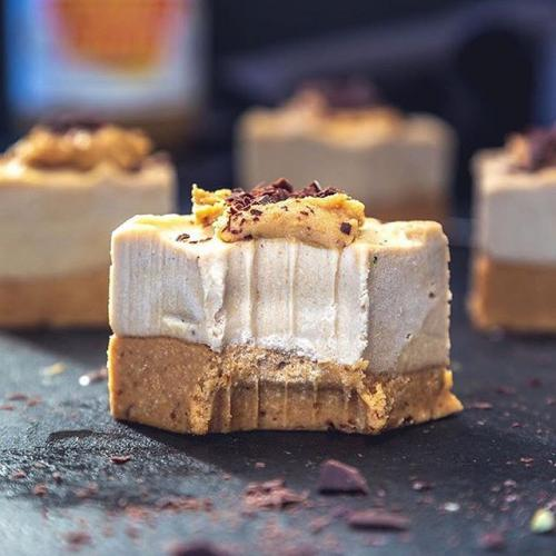 perfect peanut butter dessert