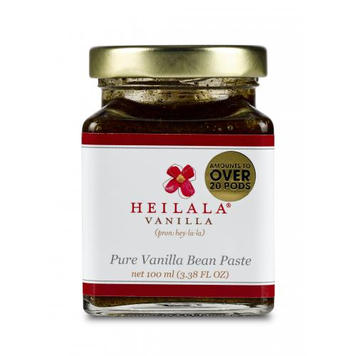 pure vanilla bean paste 100ml