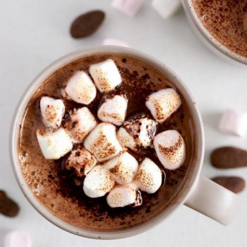 recipe peppermint hot cocoa online