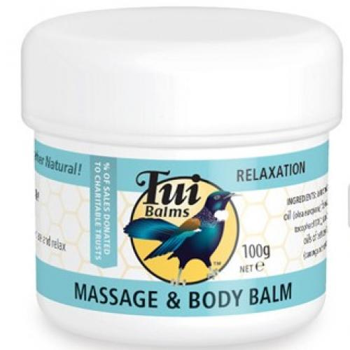 relaxation all natural body balm 100g 2