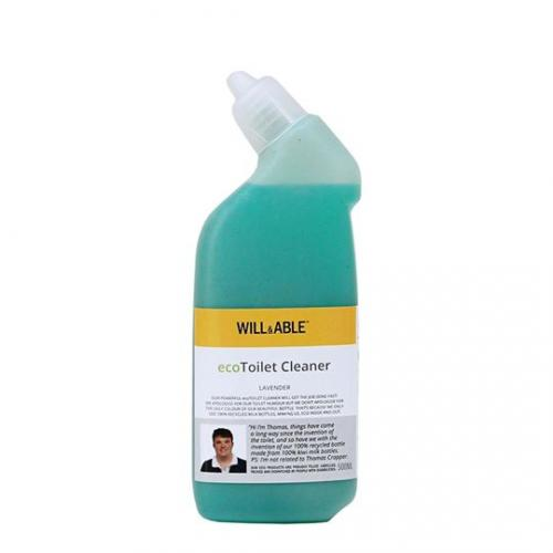 toilet cleaner will and able 1