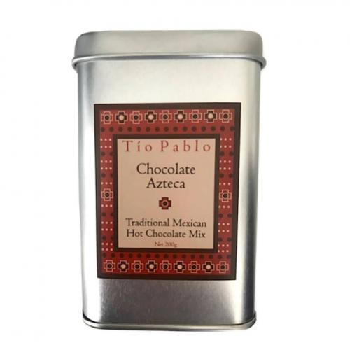 traditional mexican hot chocolate mix