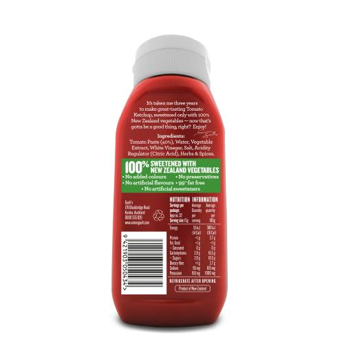 the worlds healthiest tomato ketchup