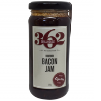 Bourbon Bacon Jam from New Zealand 270 grams