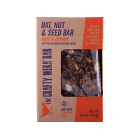 Date and Orange Crafty Weka Bar from New Zealand