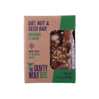 crafty weka bars from New Zealand in the USA