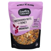 Macadamia honey nut breakfast