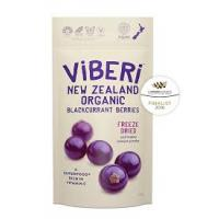 Viberi Freeze Dried Black Currants