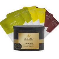 origins collection tea bags tin Zealong organic tea sq