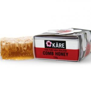KARE Honey Comb 125g raw from New Zealand