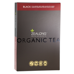 Organic Tea Loose Leaf Black Tea Zealong