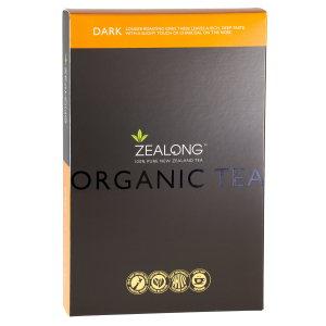 Organic Tea Loose Leaf Dark Oolong Tea Zealong