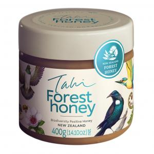 New Zealand Forest Honey Raw