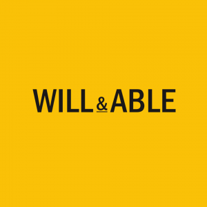 will and able logo
